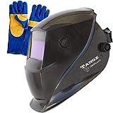 Best Welding Helmets - Tanox Auto Darkening Welding Helmet ADF-206S: Solar Shade Review
