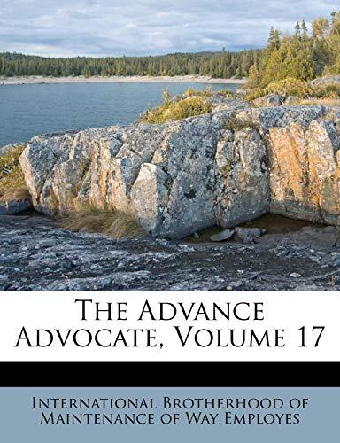 The Advance Advocate, Volume 17