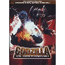 Coverbild: Godzilla vs. Destoroyah