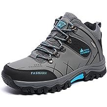012d9906636ba YITU Hombre Otoño Invierno Botines Calentar Botas De Nieve Anti-Deslizante  Lazada Zapatos Botas de