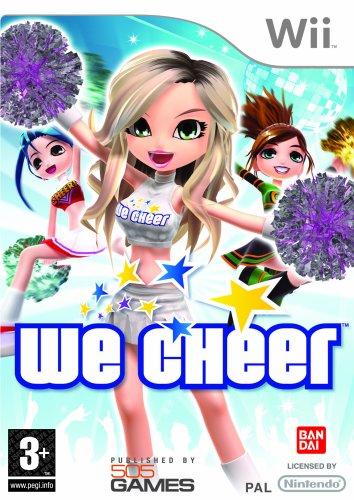we-cheer-wii-importacion-inglesa