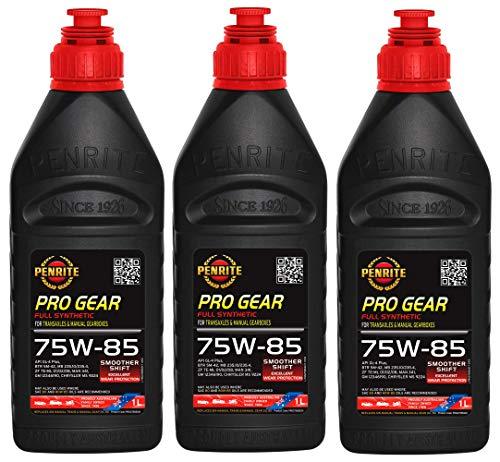 Penrite PRO Gear 75W-85 GL4 Olio Completamente Sintetico, 3 Lit