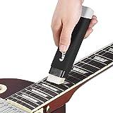 Produit satisfaisant Guitare Cordes Outil De Nettoyage Dérouillant Lubrifiant Feutre Corde Kit De Maintenance Luthier Outil pour Guitare Électrique Acoustique Basse Violon Violoncelle