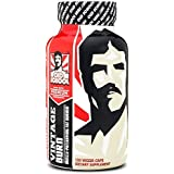 VINTAGE BURN - The World's First Muscle-Preserving Fat Burner - Garcinia Cambogia, Raspberry Ketones, Green Coffee...