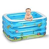 Inflatable pool Piscina Gonfiabile Piscina per Bambini Piscina per Bambini Piscina Gonfiabile Ispessimento Isolamento per Bambini Vasca da Bagno Piscina