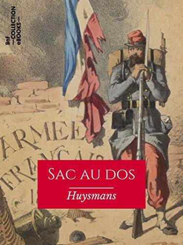 Couverture du livre Sac au dos: Les Soirées de Médan (Classiques)