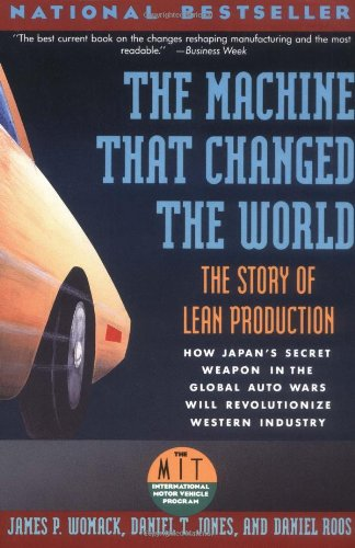 Machine That Changed the World: The Story of Lean Production por James P. Womack