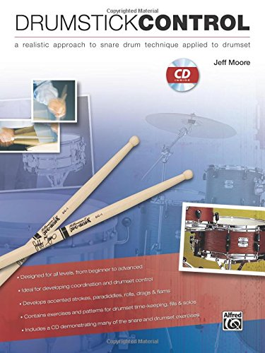 drumstick-control-a-realistic-approach-to-snare-drum-technique-applied-to-drumset-book-cd