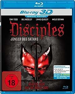 Disciples - Jünger des Satans [3D Blu-ray]