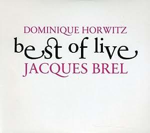Best of Live-Jacques Brel