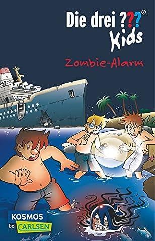 Die drei ??? Kids 54: Zombie-Alarm (Drei Fragezeichen Buch)