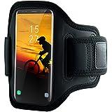 vau ActionWrap Sport-Armband Hülle für Samsung Galaxy S8 / S8+ Plus