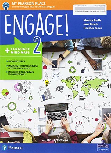 Engage! Per le Scuole superiori. Con e-book.
