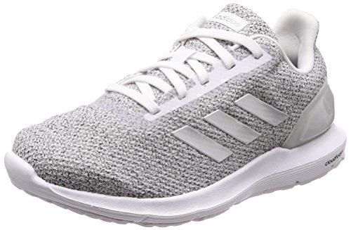 adidas Cosmic 2, Scarpe Running Donna, Bianco (Ftwwht/Silvmt/Crywht 000), 36 EU