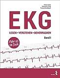 EKG lesen - verstehen - beherrschen: Band I - Peter Kühn