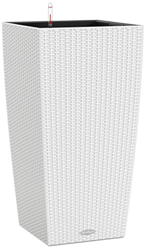 vaso-in-resina-per-piante-lechuza-cubico-cottage-40-set-completo-bianco