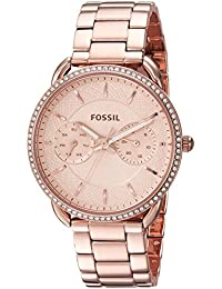 Fossil Analog Rose Gold Dial Women's Watch-ES4264