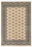 Nain Trading Pakistan Buchara 2Ply 249x171 Orientteppich Teppich Dunkelgrau/Dunkelbraun Handgeknüpft Pakistan