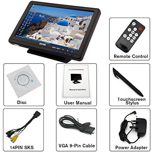 Sourcingbay 101 Inch huge Touchscreen Monitor HDMI AV VGA YPbPr Monitors