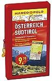 MARCO POLO Kartenset Österreich, Südtirol 1:200 000 (MARCO POLO Karten 1:200.000) -