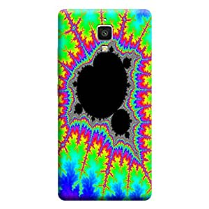 CaseLite Premium Printed Mobile Back Case Cover With Full protection For Xiaomi Mi4 (Designer Case)
