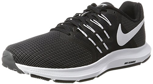 dark Run white Running Swift Black Uomo Nero Grey Nike Scarpe fdq0f8