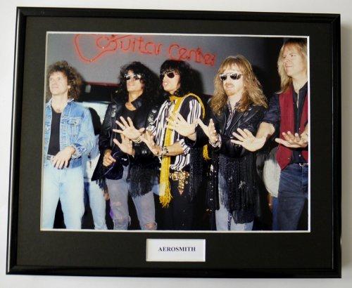 AEROSMITH/Gerahmtes Foto (Aerosmith Sammlerstücke)