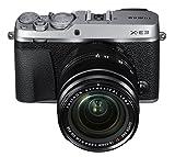 Fujifilm X Series X-E3 Mirrorless Digital Camera w/XF23mmF2 R WR Kit (Black)