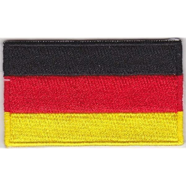 Europe Country Flag Embroidered Patch T4