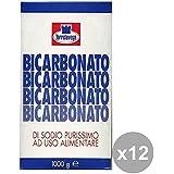 Set 12 TORRELAVEGA Bicarbonato 1000 Gr. Detergenti casa