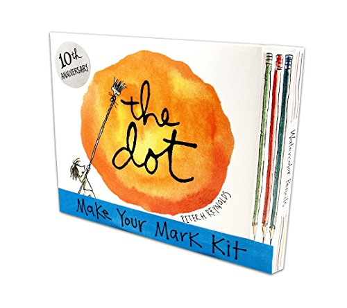 The Dot: Make Your Mark Kit (Creatrilogy) (Bücher Peter Von Reynolds)