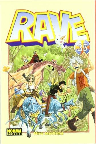 Rave 35 por Hiro Mashima