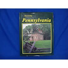 Discovering Pennsylvania (Nature/Scenic Travel Information Book)