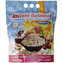 Quamtrax Nutrition Chocolate & Cream Avena Instantánea ...
