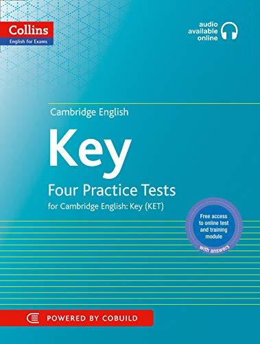 Practice Tests for Cambridge English: Key : KET (Collins Cambridge English) por Katie Foufouti