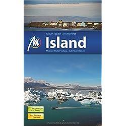 Island Reiseführer Michael Müller Verlag: Individuell reisen mit vielen praktischen Tipps. Autovermietung Island