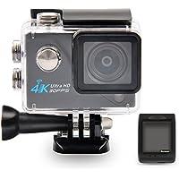 Cámara de acción 4 K videocámaras Full HD 1080p cámara portátil Mini Wifi  bajo el agua 86e5ba80e75b