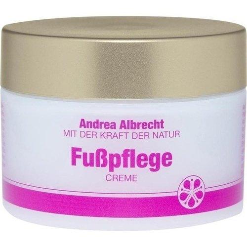 ANDREA ALBRECHT Fußpflegecreme 50 ml Creme