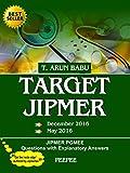 #3: Target JIPMER 2016 (Dec & May)