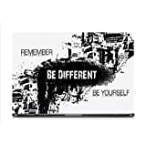 GADGETS WRAP Be Different Be Yourself Laptop Decal for 15.6 inch Laptop 15x10