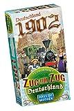 Days of Wonder 841762 - Zug Deutschland 1902 Erweiterung
