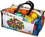 #8: Intex Fun Balls 100 Pcs (Multicolor)
