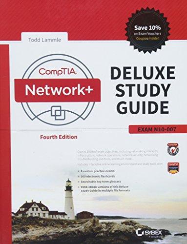 CompTIA Network+ Deluxe Study Guide: Exam N10-007 por Todd Lammle