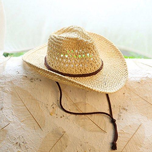 hoom-ferienhauser-paar-krempe-cowboyhut-stroh-strand-hat-beige