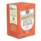 T Plus - Immunitea Orange & Blueberry Green Tea + Vitamins - 30g
