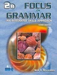 Focus on Grammar 2 Student Book B with Audio CD