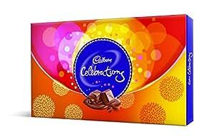 CADBURRY Celebrations Assorted Chocolates Gift Pack (142g)