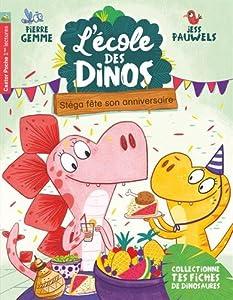 """Afficher """"L'école des dinos n° 4 Stéga fête son anniversaire"""""""