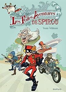 """Afficher """"aventures de Spirou et Fantasio (Les)<br /> folles aventures de Spirou (Les)"""""""