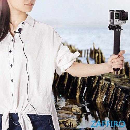 Lavalier-a-clip-kit-zaffiro-rumore-Canceclling-mic-con-condensatore-omnidirezionale-per-iPhone-iPad-Gopro-DSLR-camcorder-fotocamera-registratore-PC-Android-smartphone